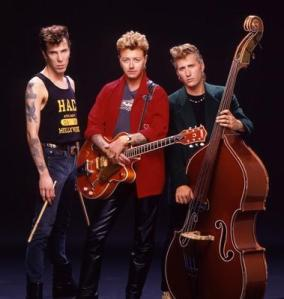 The Stray Cats Hollywood 1993